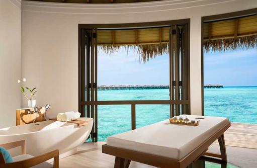 Treatment Room, Vakkaru Maldives