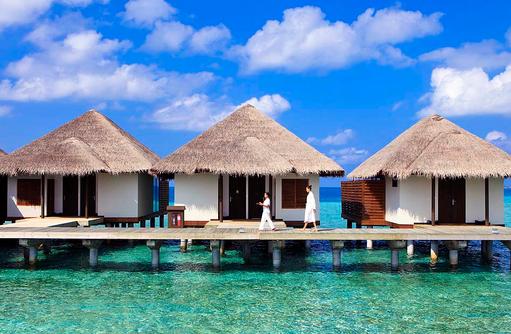 Spa Umkleideräume, Velassaru Maldives