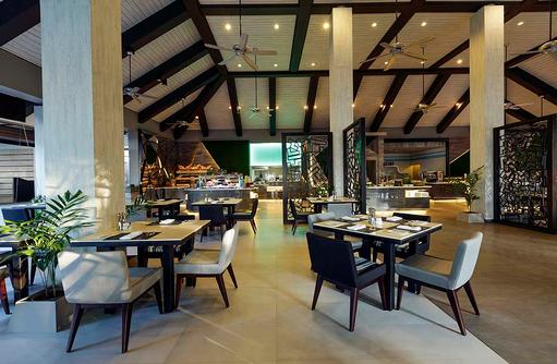 Restaurant Vela Innenbereich, Velassaru Maldives