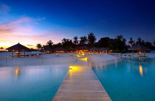 Sand Restaurant, Velassaru Maldives