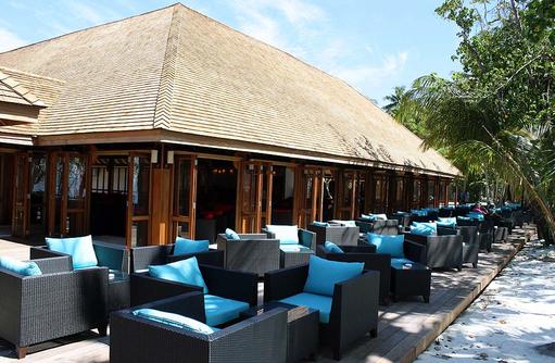 Bonthi Bar,  Vilamendhoo Island Resort, Maldives