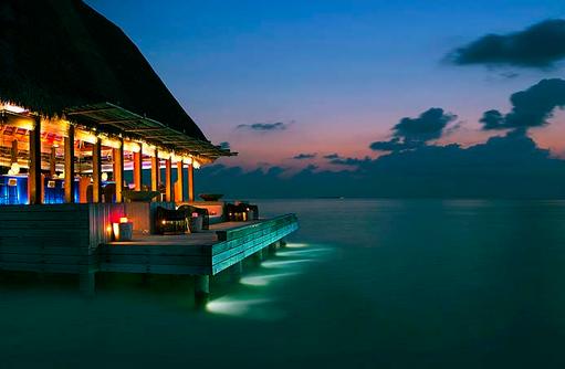 SIP Sunset Bar, W Retreat & Spa Maldives