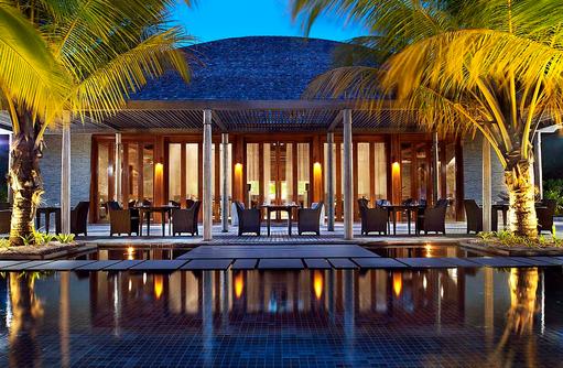 KITCHEN Bistro Restaurant, W Retreat & Spa Maldives