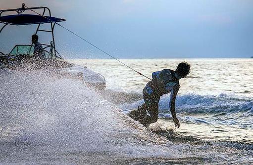 Wakeboarding, W Retreat & Spa Maldives