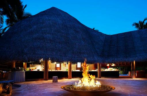 FIRE Grill Restaurant, W Retreat & Spa Maldives