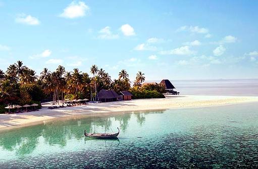 Fire Beach, W Retreat & Spa Maldives