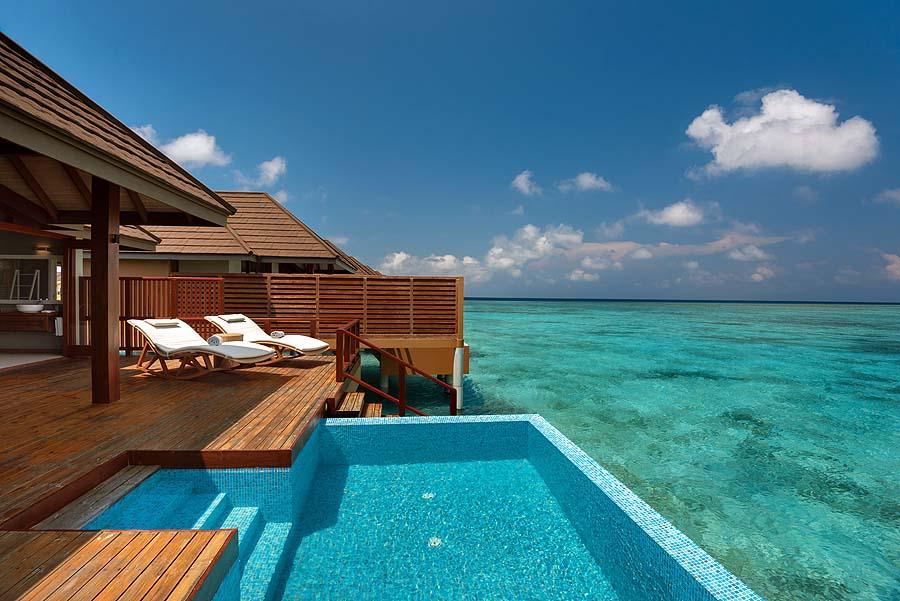 Water Villa with Pool - Varu by Atmosphere