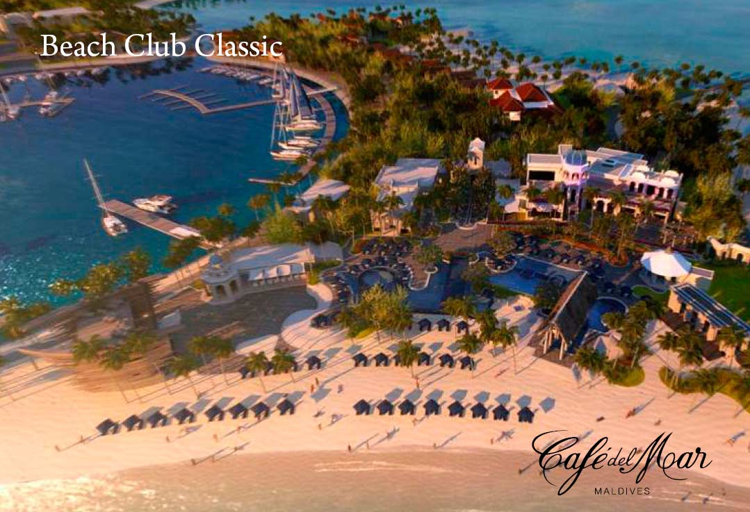 Cafe del Mar Maldives