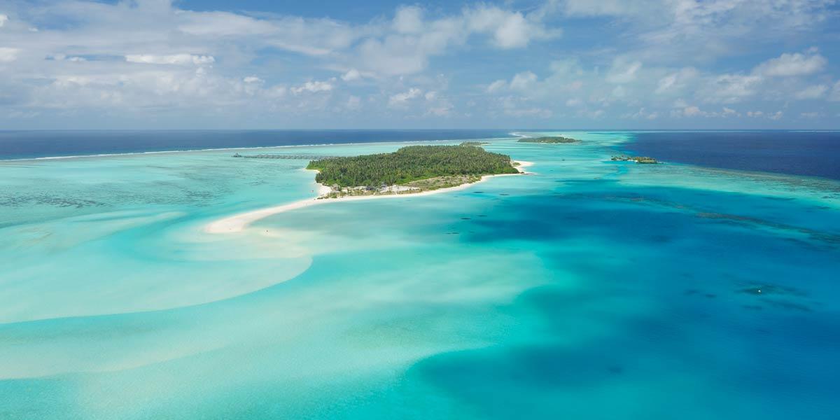 NEU: Beach Pool Villas Im Sun Island Resort