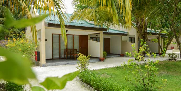 Garden Villa | Adaaran Select Hudhuranfushi