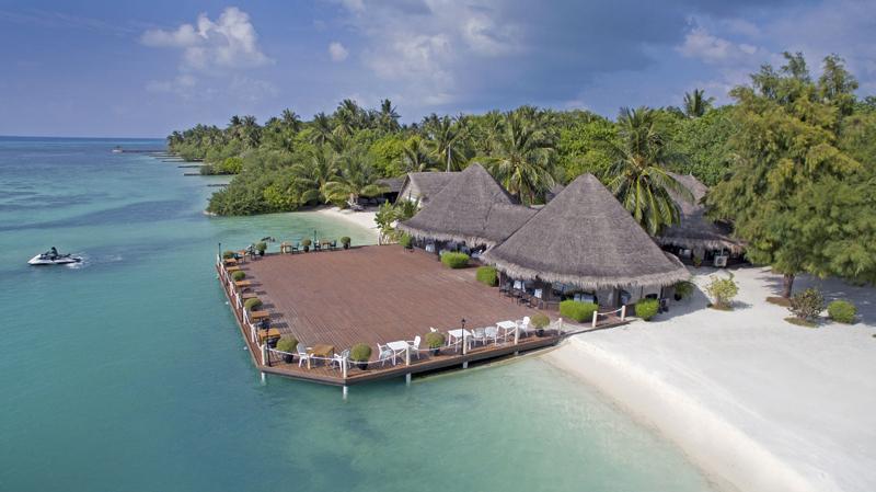 Aerial Bar, Adaaran Select Hudhuranfushi
