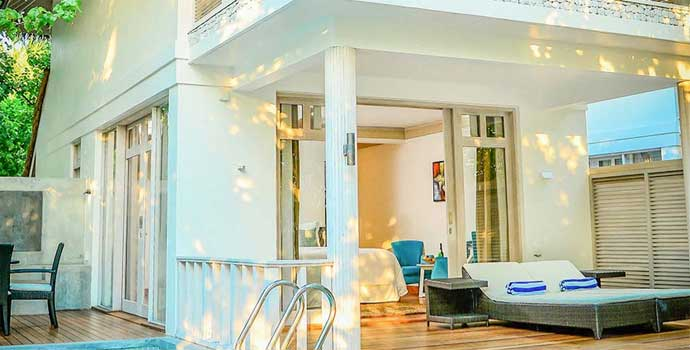 Amaya Kuda Rah | Family Duplex Beach Villa