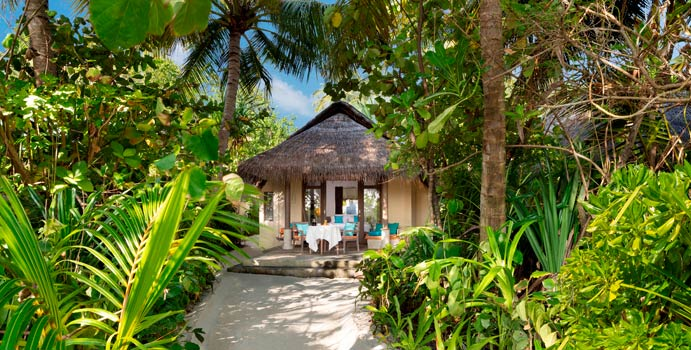 Sunrise Beach Villa| Anantara Dhigu Maldives Resort