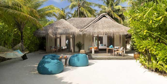 Two Bedroom Anantara Pool Villa, Anantara Dhigu Maldives Resort