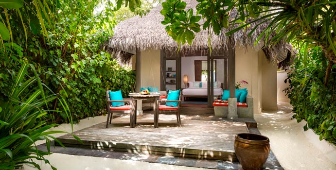 Sunset Beach Villa | Anantara Dhigu Maldives Resort