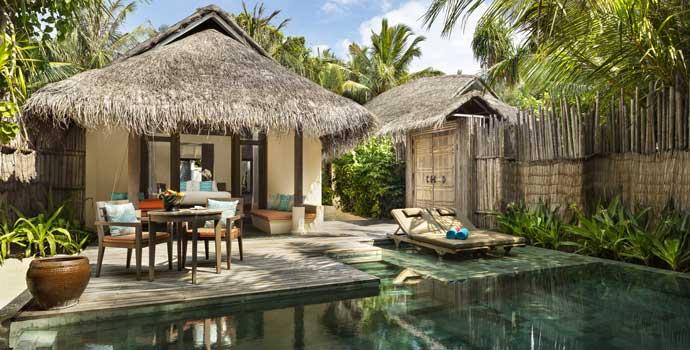 Anantara Pool Villa, Anantara Dhigu Maldives Resort