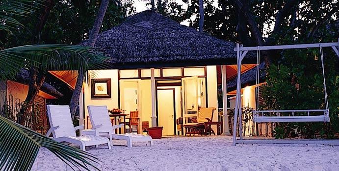 Beachfront Villa, Angsana Ihuru