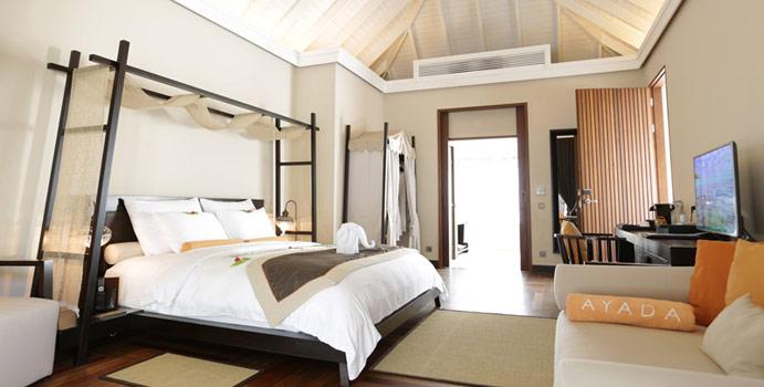 Wohnen, Garden Villas, Ayada Maldives