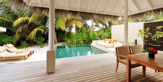 Pool, Sunset Beach Suites, Ayada Maldives
