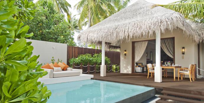 Beach Suites, Ayada Maldives