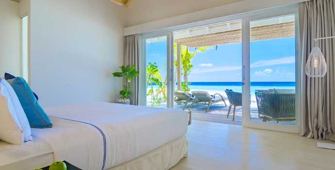 Beach Villa, Baglioni Resort Maldives
