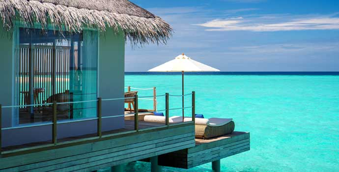 Water Villa, Baglioni Resort Maldives