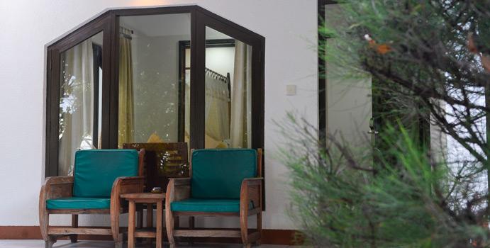 Terrasse Deluxe Zimmer, Bandos Maldives