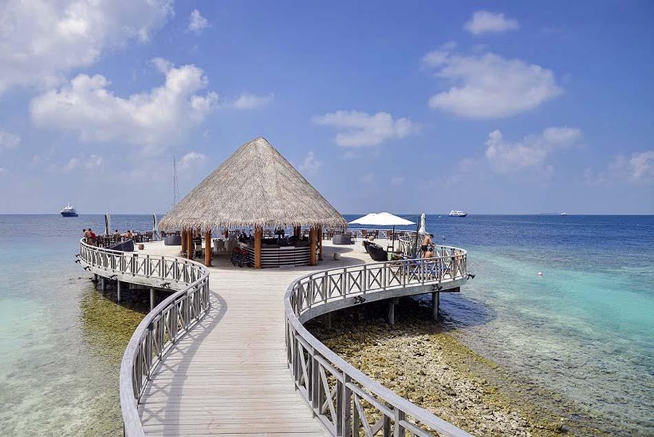 Huvan, Bandos Maldives