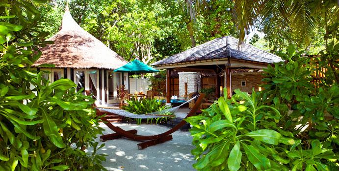 Spa Sanctuary Pool Villa, Banyan Tree Vabbinfaru