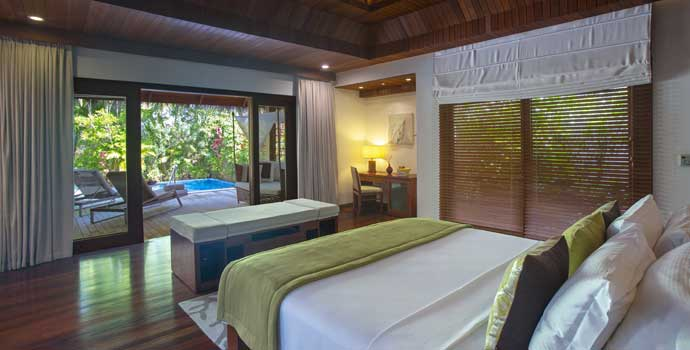 Baros Pool Villa