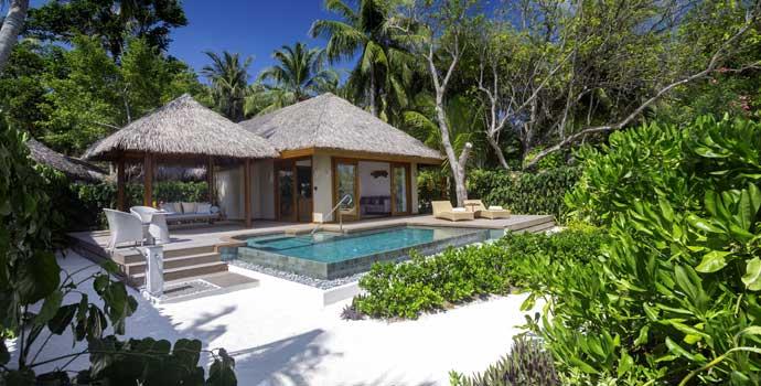 Baros Suite, Baros Maldives