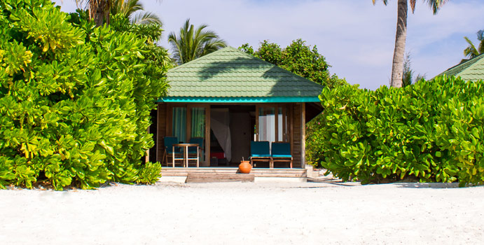 Jacuzzi Villa | Canareef Resort