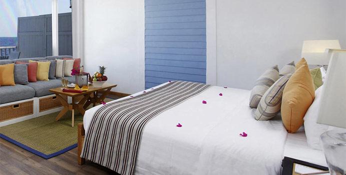 Eltern Schlafzimmer, Deluxe Family Water Villa, Centara Grand Island Resort & Spa