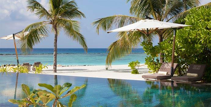 Infinity Pool, 2-Bedroom Island Villa, Cheval Blanc Randheli