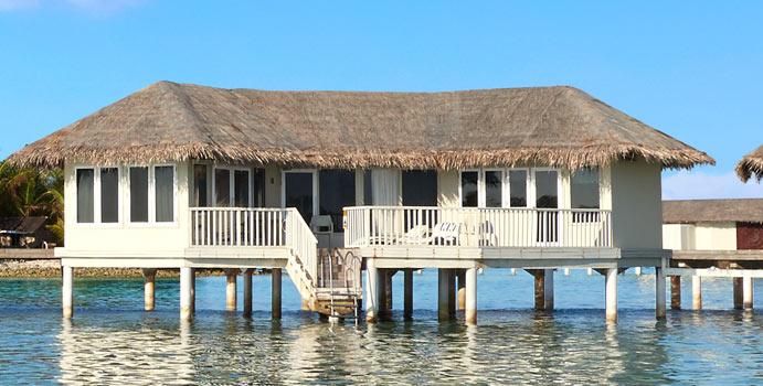 Over Water Suites, Cinnamon Dhonveli Maldives