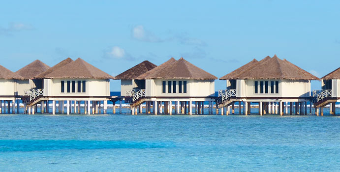 Water Bungalow, Cinnamon Dhonveli Maldives