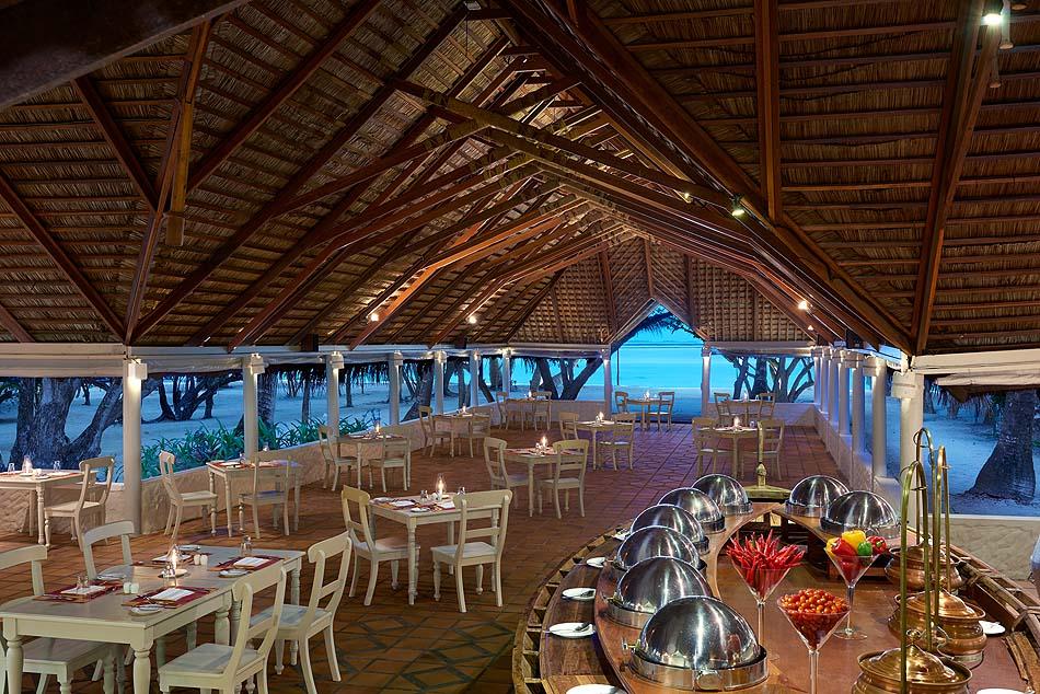 Koimala Garden Restaurant, Cinnamon Dhonveli Maldives
