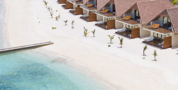 Beach Bungalow | Cinnamon Velifushi Maldives