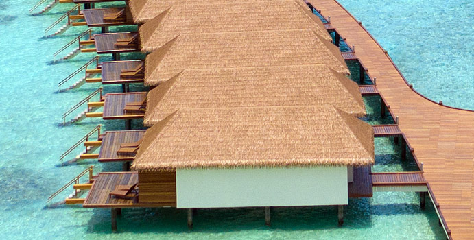 Water Bungalow | Cinnamon Velifushi Maldives