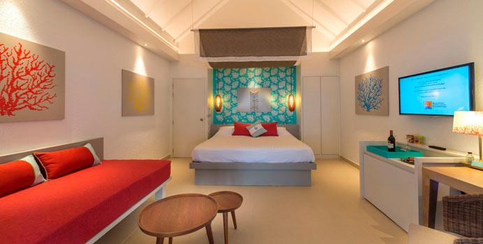 Deluxe Zimmer, Club Med Khani