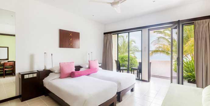 Superior Zimmer mit Verbindungstür Strandseite, Club Med Kani