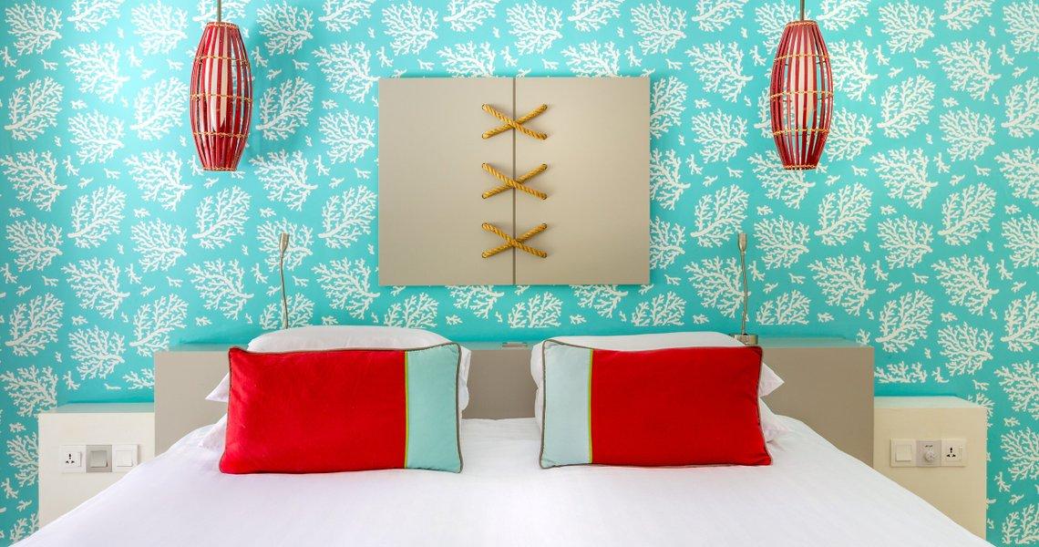 Superior Zimmer mit Verbindungstür Gartenseite, Club Med Kani