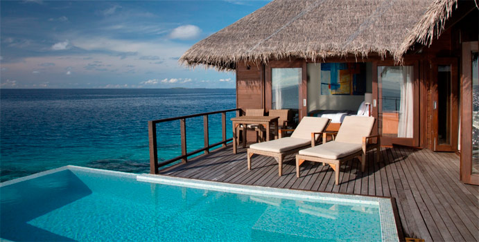 Escape Water Villa, Coco Bodu Hithi