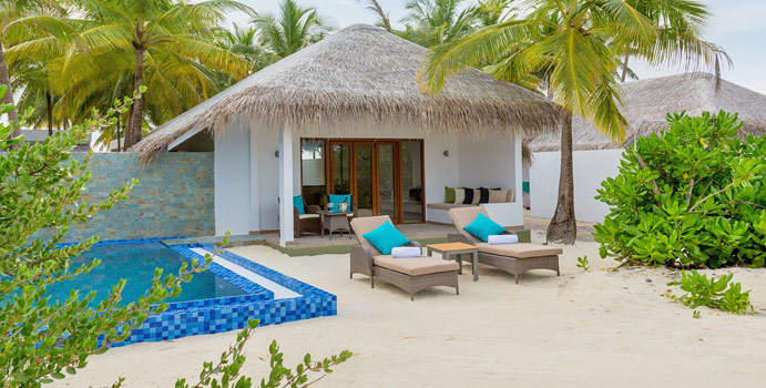 Beach Suites with Pool, Cocoon Maldives