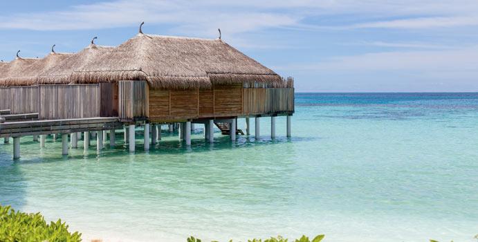 Water Villa, Constance Moofushi Resort