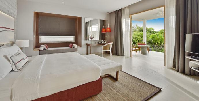 Wohnen, Beach Villa, Dhigali Maldives