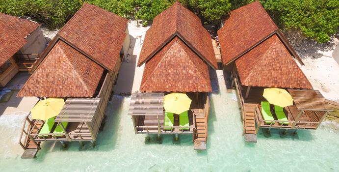 Aanu Semi Water Villas | Dhigufaru