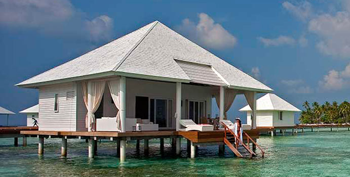 2 Bedroom Water Villa, Diamonds Athuruga Beach & Water Villas