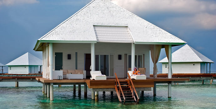 Water Villa, Diamonds Athuruga Beach & Water Villas