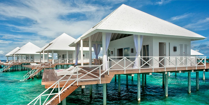 Water Villa, Diamonds Thudufushi Island Resort